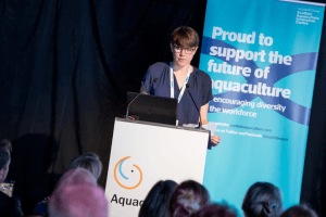 Ellen Hardy, Women in Aquaculture