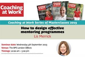 Coaching at Work Masterclass