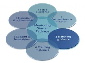 Mentoring Starter Package - 3. Matching guidance