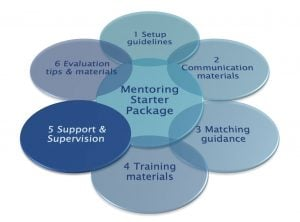 Mentoring Starter Package - 5. Support and supervision