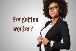 Forgotten worker