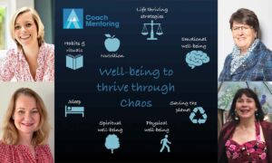 Free well-being webinars to thrive through chaos