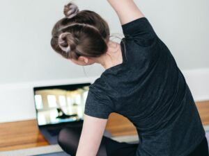 Tax Exempt Virtual Yoga