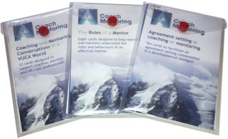 Coaching and Mentoring cards