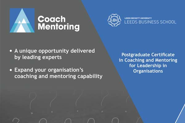 Postgraduate Certificate in Coaching and Mentoring